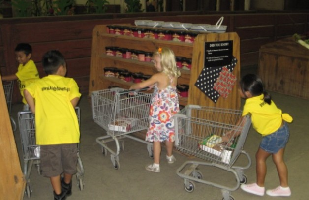 L.A. County Fair – Grocery Shopping