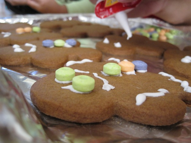Gingerbread Cookie Craft